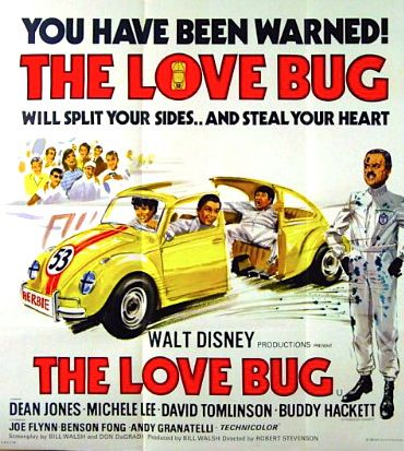 24 best images about herbie the lovebug on pinterest toys volkswagen and red carpets. Black Bedroom Furniture Sets. Home Design Ideas