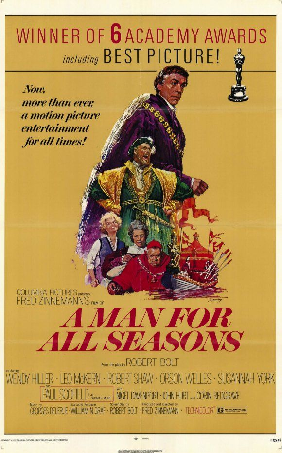 an analysis of a man for all seasons a film about thomas more This one-page guide includes a plot summary and brief analysis of a man for all seasons by a man for all seasons on the life of sir thomas more.