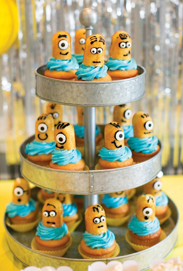 Fantastic Minion Academy Third Birthday Party