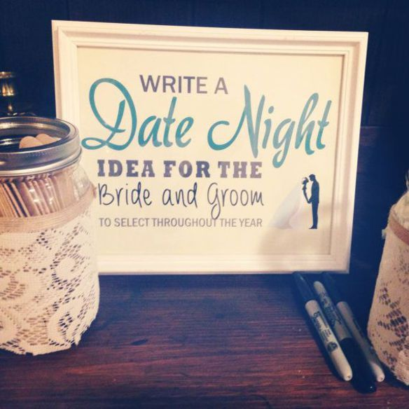 Date Night Gift For Wedding : ... on Pinterest Bridal party games, Bridal games and Wedding showers