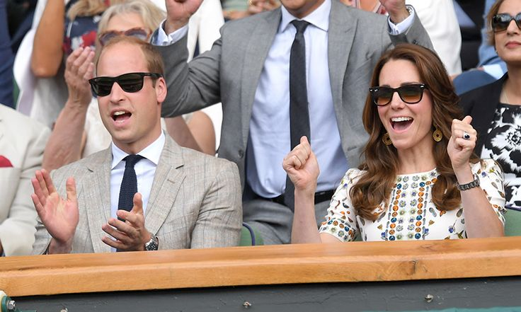 Prince William and Kate Middleton heading to Wimbledon finals
