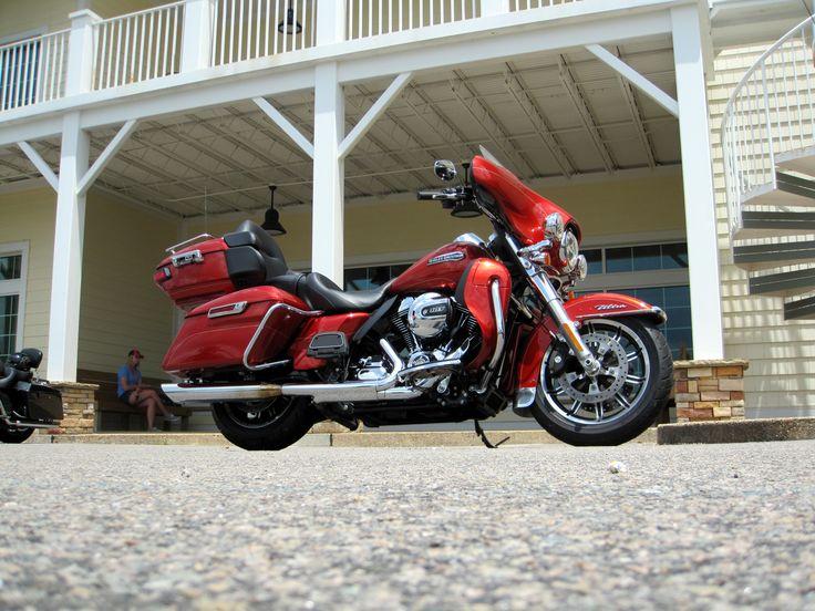 40 best pre loved bikes images on pinterest bike harley davidson 2014 candy orange ultra classic harley davidson motorcycle fandeluxe Choice Image
