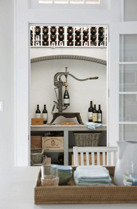 14 best Wet Bar/Butler\'s Pantry images on Pinterest   Homes, Kitchen ...
