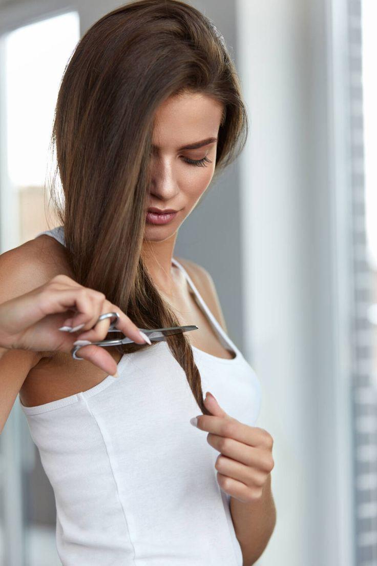 Das Haareschneiden