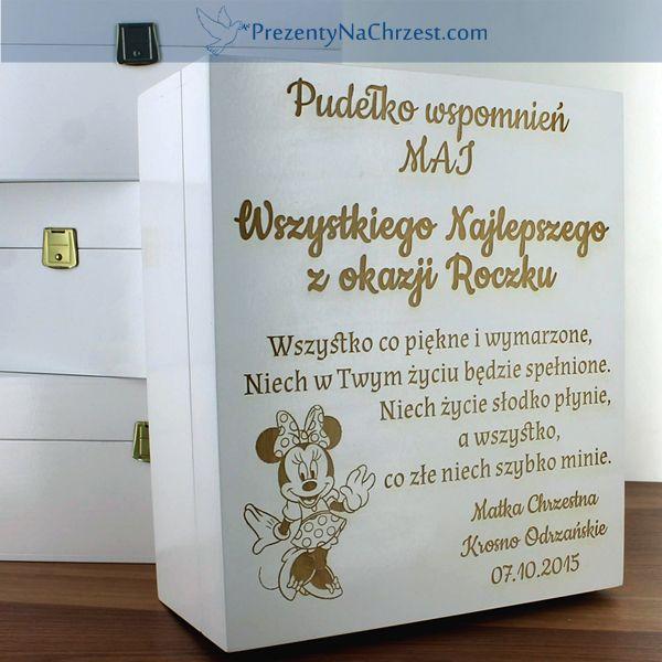 Pudełeczko wspomnień dla każdej małej księżniczki na skarby z dzieciństwa.  http://bit.ly/1F828h0