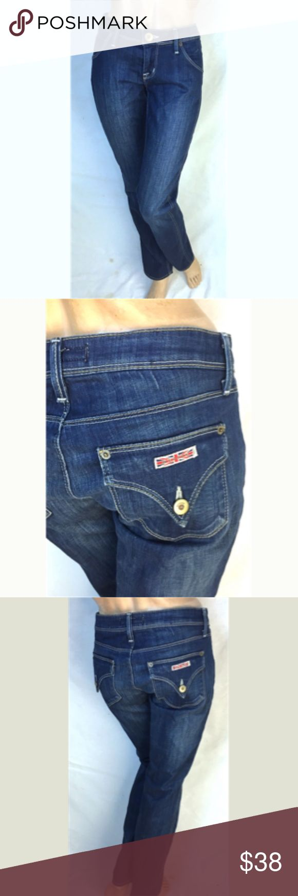Hudson jeans straight leg in cry Sz 28 Hudson jeans straight leg in cry Sz 28 Hudson Jeans Jeans Straight Leg
