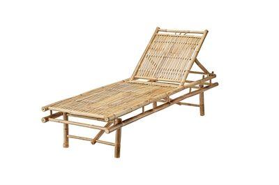 Mandisa solseng / drømmeseng i bambus fra Lene Bjerre