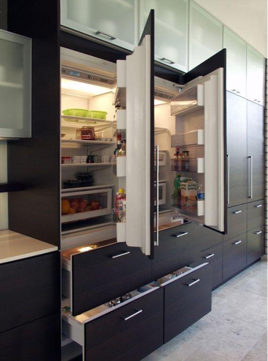 Kitchen design idea subzero wolf home and garden design ideas