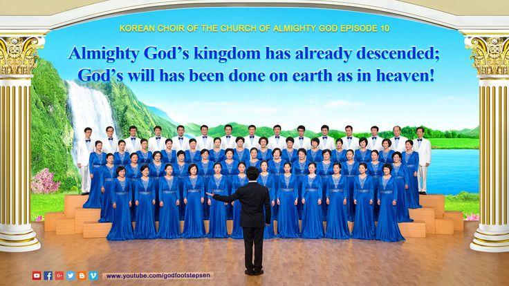 "Praise God's Righteousness and Holiness | Korean Choir ""The Eastern Ligh..."
