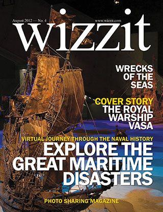 Annorlunda Mediatuotanto Oy: Wizzit Magazine 4/2012
