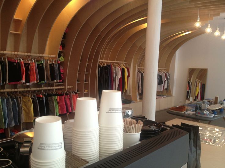 Café Coutume Available at Cuisse de Grenouille Flagship Store