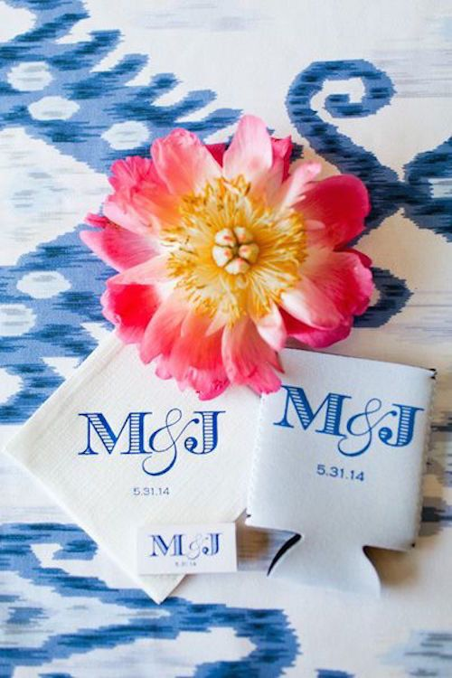 1000  ideas about wedding cocktail napkins on pinterest