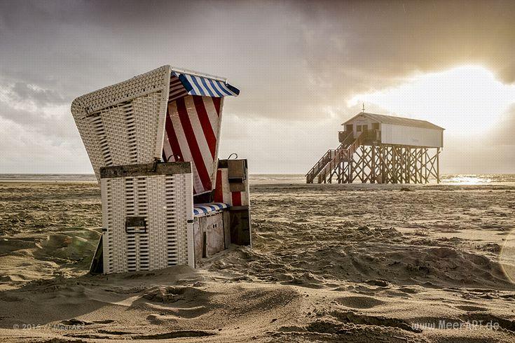 Abenteuer am Rande eines Beachcamps // #Nordsee #StPeterOrding #Watt #Wattenmeer…