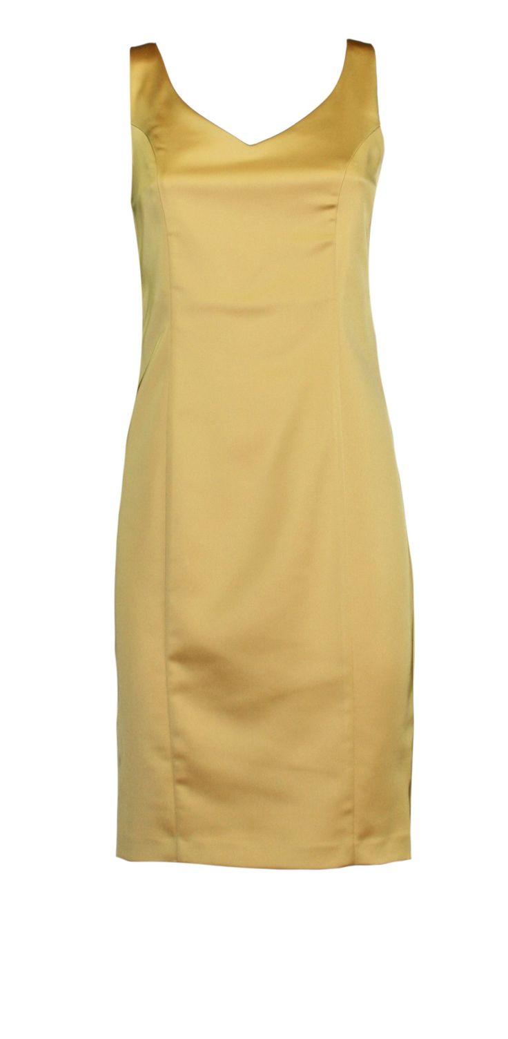 Hanita : #Hanita #Dress HV1406584  Colour Yellow #ss15 gemmaboutique.it
