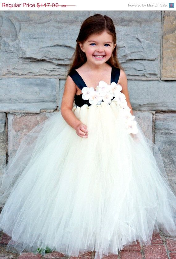 20 OFF SALE Sweet Memories Flower Girl by TheLittlePeaBoutique, $90.00