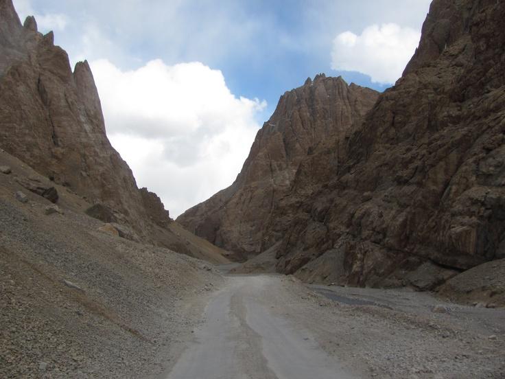 Gateway to Leh-Ladakh