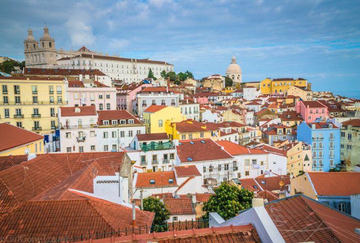 Lisbon girlgonetravel, Portugal   Alfama