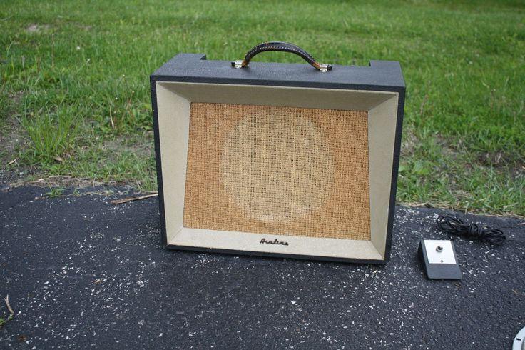 Airline 9003 Guitar Amplifier Vintage 60's Tube Danelectro