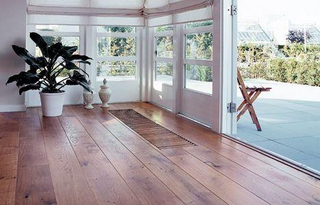 Rustiek frans eiken vloeren met naturel olie for the home