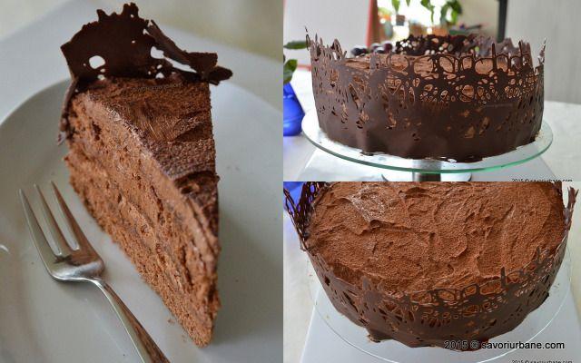 Tort de ciocolata Savori Urbane