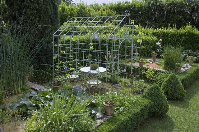 Il giardino felice - Bossi e zucchine nell'orto di Eliogabalo. Credit: Dario Fusaro