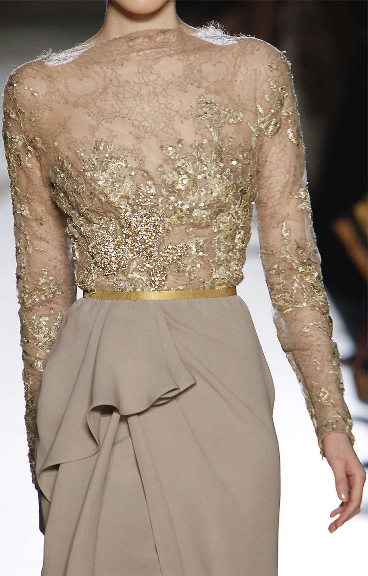 57 best {elie saab} images on Pinterest | Couture details, Evening ...