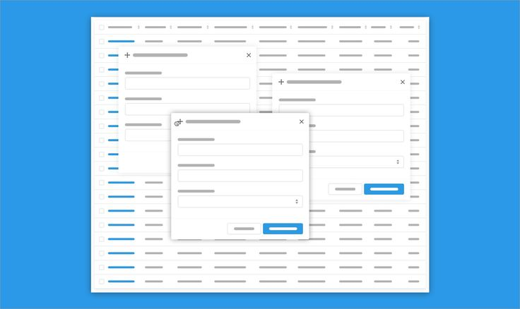 13 ways to present forms and the future of datainput From complex ERP systems to Facebook, applications make meaning out of input. The form — in its many manifestations — provides a gateway for user submission. This article illustrates 13 different ways to present forms, and explores the future of data input. Modal Simple modals work well for forms with... Read More →