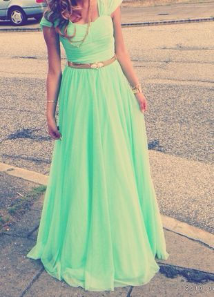 Charming Prom Dress,Elegant Cap Sleeve Prom Dress,Long Prom