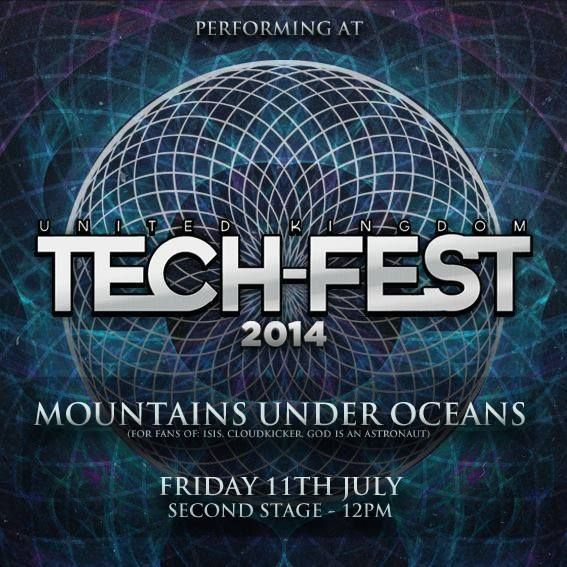 So we are astounded at the fact we are playing a show at the UK Tech-Metal Fest, we will be making all sorts of noises on the Second Stage at 12pm on the Friday.  What makes it even better is that we get to see some of our favourite bands, including SIKTH, MONUMENTS, Vildhjarta, Red Seas Fire, The Colour Pink Is Gay, The Safety Fire, From Sorrow To Serenity, ALIASES and more. We can't wait. Hope to see you there Friday, 12PM, second stage. Yes!