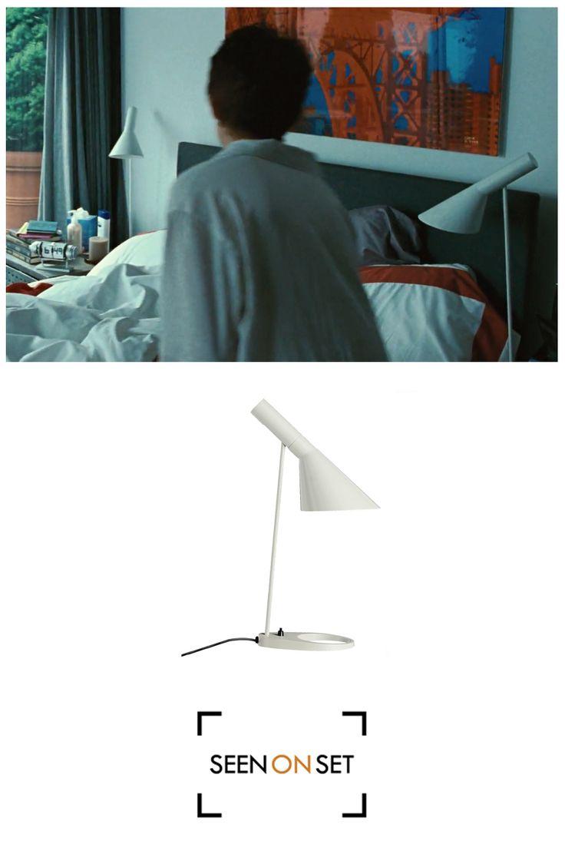 The gorgeous arne jacobsen aj table lamp seen on set of for Wohndesign visp