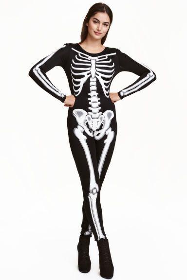 Disfraz de esqueleto | H&M