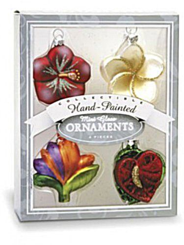 25 Best Images About Hawaiian Christmas Ornaments Decor