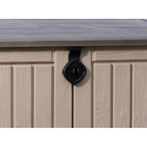 Found it at Wayfair Supply - Woodland  Store It Out Midi 4 Ft. W x 2 Ft. D Resin Storage Shed