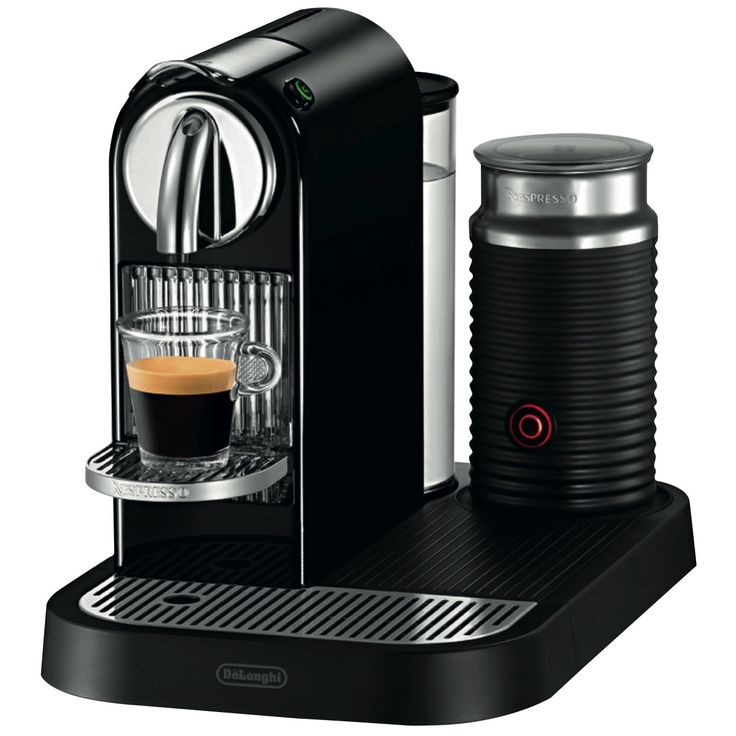 Check out the Nespresso DeLonghi Citiz and Milk Capsule Machine at The Good Guys