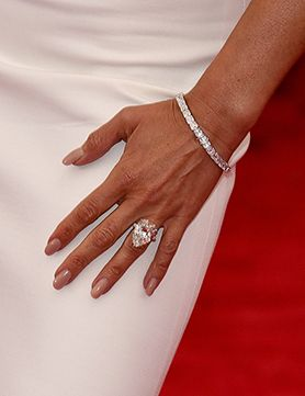 In detail: Victoria Beckham's engagement ring collection   ELLE UK