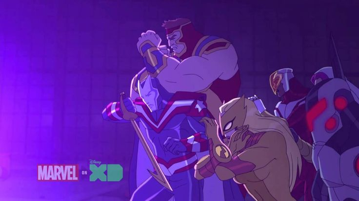 Exclusive Clip: Marvel's Avengers - Ultron Revolution 'The Thunderbolts'