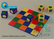 Kidscolors estimulación temprana Babys Ideal para casa espacios especiales, kínder, Guarderías,Salones infantiles, restaurantes, etc. Contacto gabandyfoods@yahoo.com.mx  Tel. 01800-5904183 y 0181-83343241