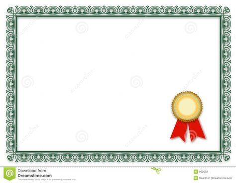 The 25+ best Blank certificate ideas on Pinterest Blank - certificate borders free download