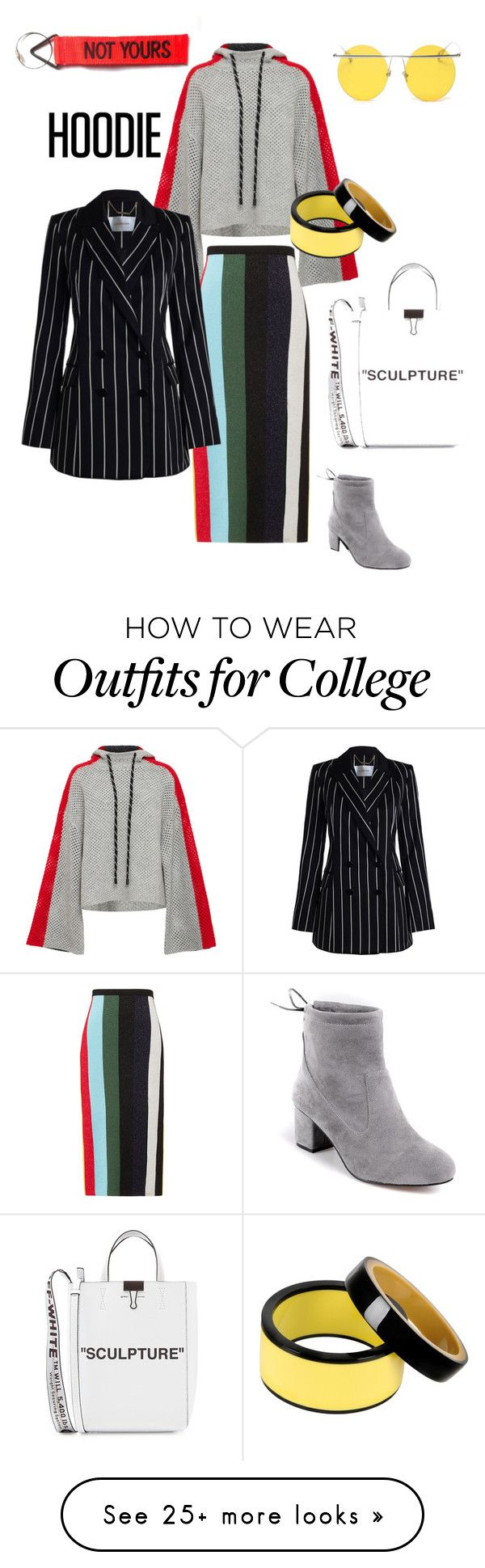"""""""Whoodie"""" by cocodetoile on Polyvore featuring Zoë Jordan, Marni, Off-White, Diane Von Furstenberg, Zimmermann, LMNT and Hoodies"""