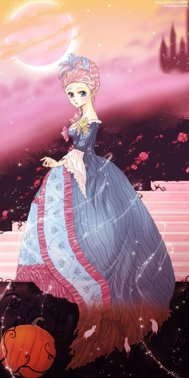 Cinderella by ~musechan on deviantART