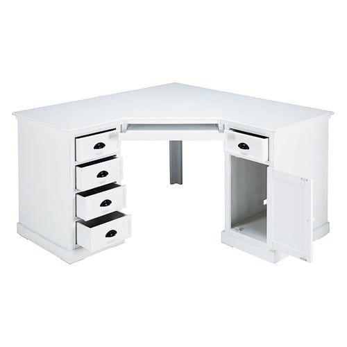 17 meilleures id es propos de bureau d 39 angle sur pinterest bureau d angle bibliotheque. Black Bedroom Furniture Sets. Home Design Ideas