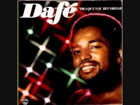 Carlos Dafé - De alegria raiou o dia - 1977
