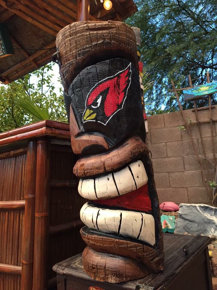 Best images about tiki on pinterest chainsaw carvings