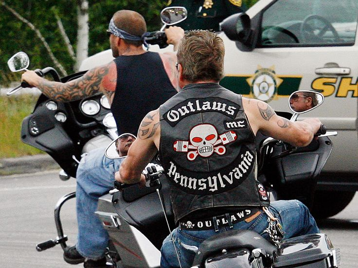 """the characteristics of outlaw motorcycle gangs The reality is that all one-percent clubs are outlaw motorcycle clubs, but not all outlaw motorcycle clubs are one-percent clubs the original meaning of the term """"outlaw,"""" which denotes a lack of an organizational ama charter and nothing more, still holds in motorcycle clubs that do not define themselves as one percenters."""