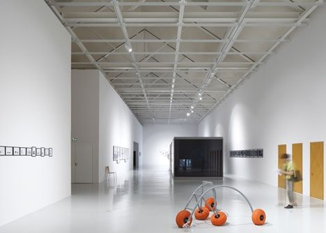 waaaat.com   Besançon Art Centre and Cité de la Musique by Kengo Kuma and Associates   灵感