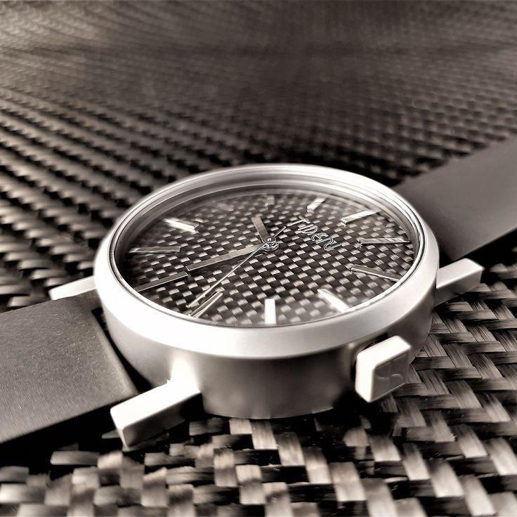 Carbon Fiber Dial
