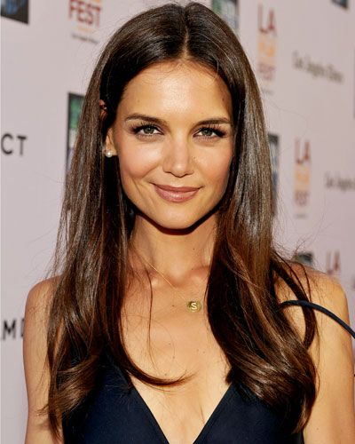 """Katie Holmes's Barely There Layers  WHAT IT IS Extra-long, chest-length hair with subtle thinning at the ends to prevent the styling from looking Marcia Brady.   WHO SHOULD TRY IT Are you that girl with long, silky hair that that dries straight with very little effort? Meet your new hairstyle. """"I would even recommend this look for someone with curly hair that relies on weekly blowouts. If you can commit to the styling, it's ultimately a very low effort cut,"""" says Townsend."""