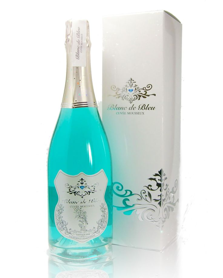 Blanc de Bleu BLANC DE BLEU premium vintage cellars (750 ml / private gift BOX)
