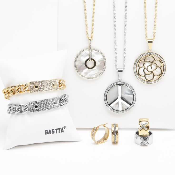 Bastta & Co -  steel parts