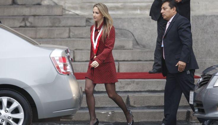 FOTOS: Congresistas impusieron su moda en actividades por Fiestas Patrias